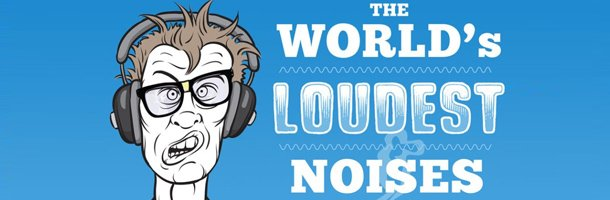 The Worlds Loudest Noises